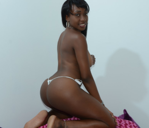 tsstream.com - ebony cam model - ryupink